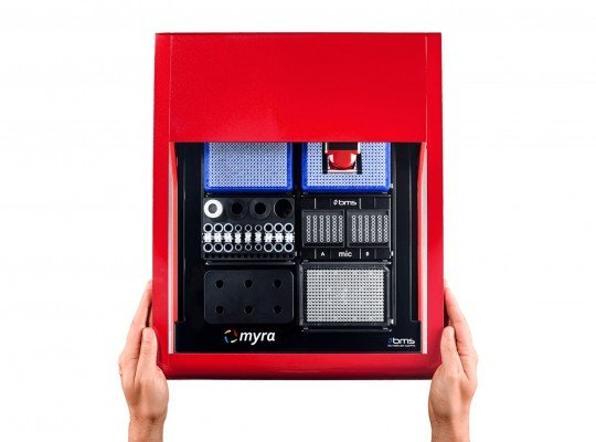 Myra Liquid Handling Systems