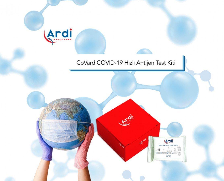 CoVard COVID-19 Rapid Antigen Test Kit