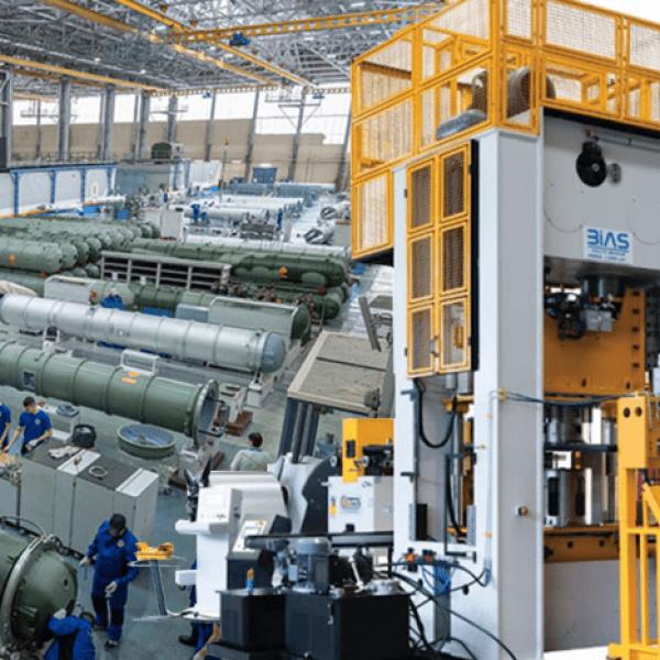 S-400 Füzelerinin Üretiminde Türk Malı Makina Kullanılıyor